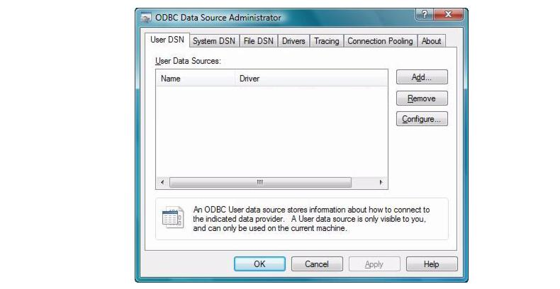 odbc sqldriverconnect failed to oracle 11g